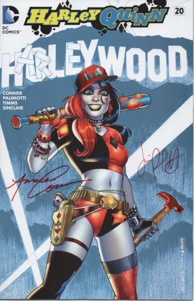 Harley Quinn #20 Retailer