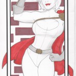 Sketch_PowerGirl