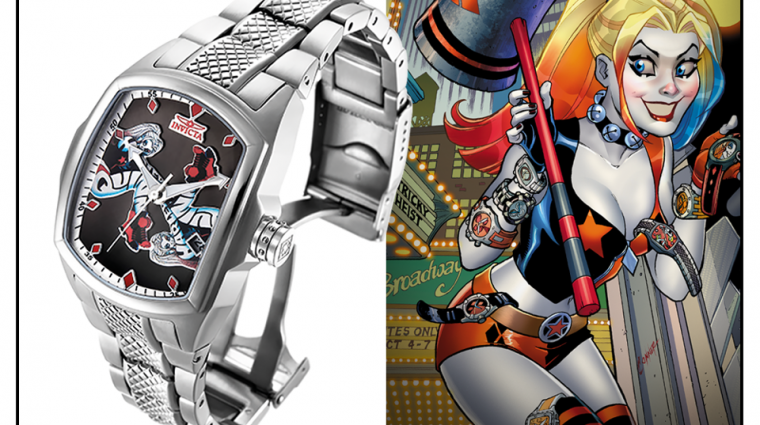 NYCC - Social Media post graphic__ - Harley with Harley watch - Instragram template