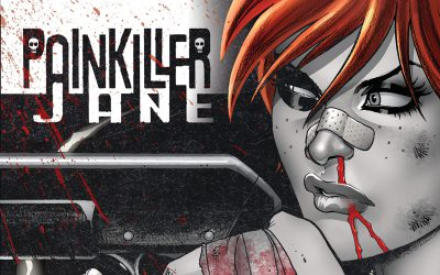 Celebrate Painkiller Jane!
