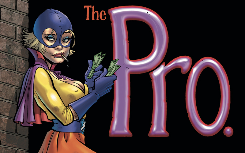 The Pro and Paramount Pictures team up!