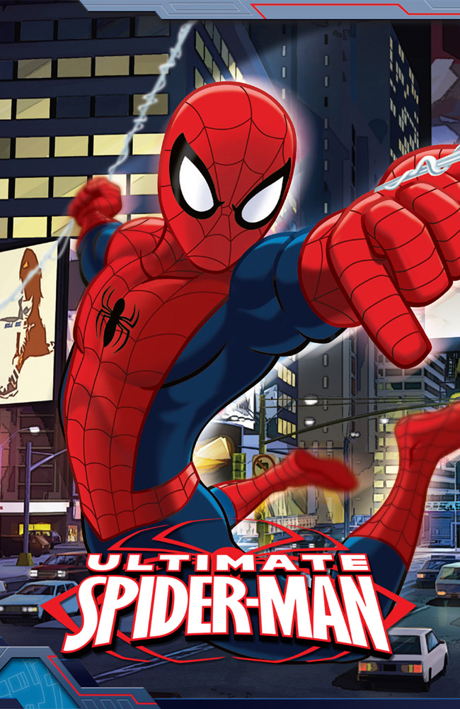 Ultimate_Spiderman_poster